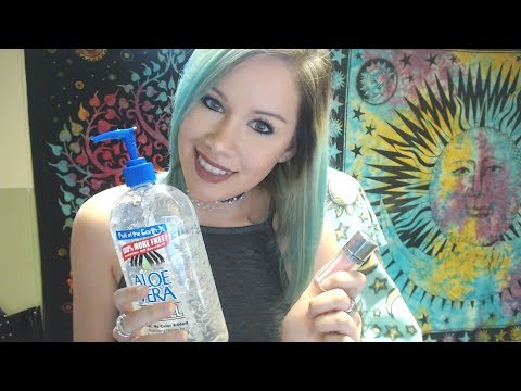 ASMR *KISSES, SLOPPY LOTION, AND MOUTH SOUNDS*