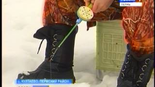Катание на снегоходе по льду привело к ужасной трагедии(, 2014-03-12T19:34:45.000Z)