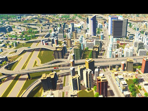 Cities: Skylines - Nevan City