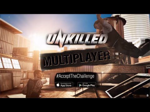 Official UNKILLED Multiplayer Update Trailer (by MadFinger Games) iOS / Android  #AcceptTheChallenge
