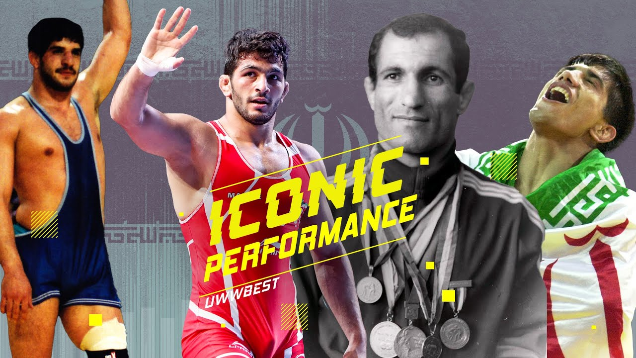 Download Iconic Performance: Khadem, Dabir and Yazdani Win Olympic Gold