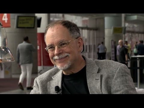 Gregory Maguire Interview at BookExpo America 2015