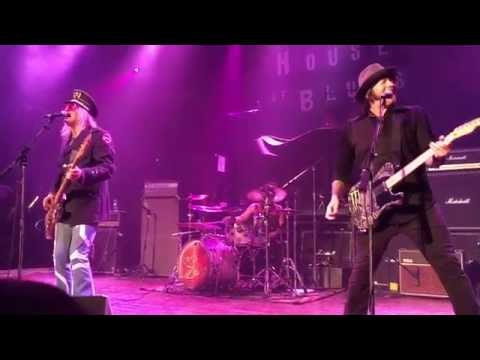 Enuff Z'nuff,live at the House of Blues,08-26-16,Fly High Michelle