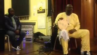 Wasiu Adekunle classical Fuji live on stage @ hearthrow uk