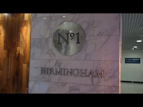 NO 1 Travellers Airport Lounge Birmingham Airport