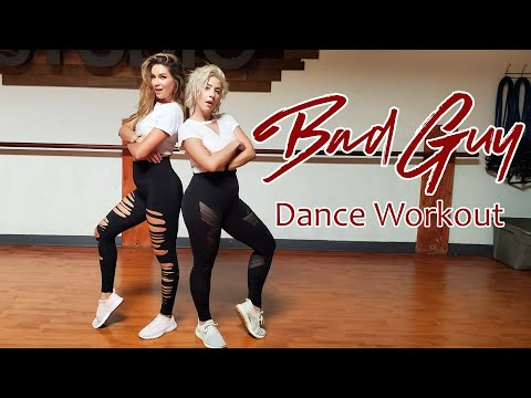 Bad Guy by Billie Eilish | HIIT Style Dance Workout