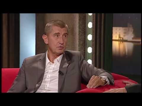 Andrej Babiš - hodná STB - u Jana Krause 23  9  2011