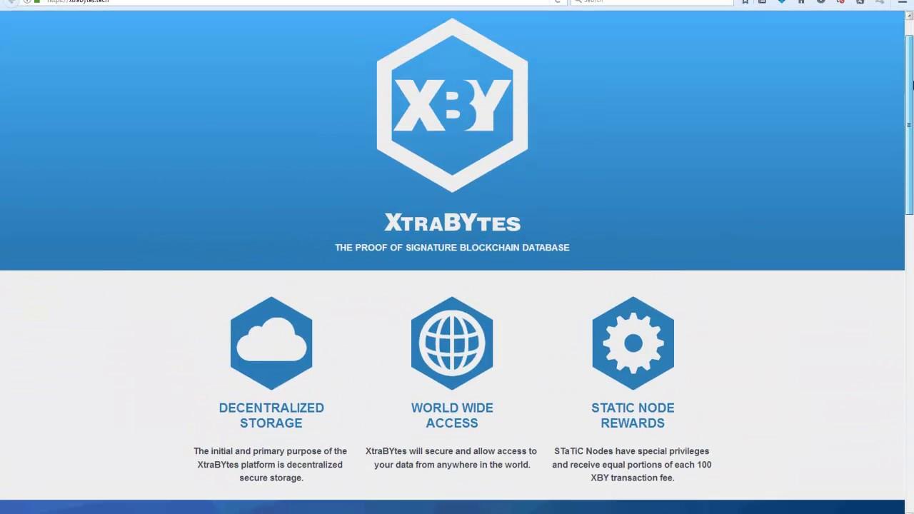 XtraBYtes dan Terobosan Baru Sistem Blockchain