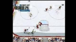 NHL Championship 2000 PlayStation Gameplay_1999_06_30