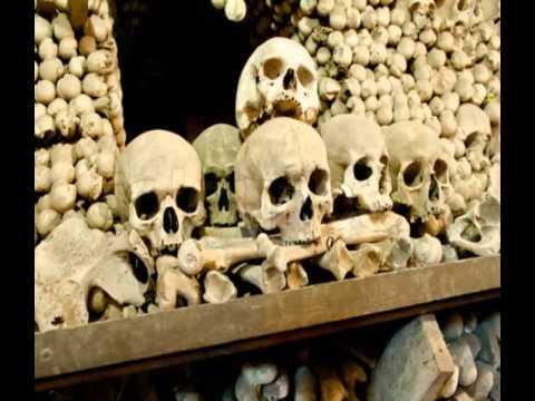 prague skulls bones