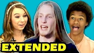 EXTENDED - Teens React to Student Lectures Teacher (Jeff Bliss)