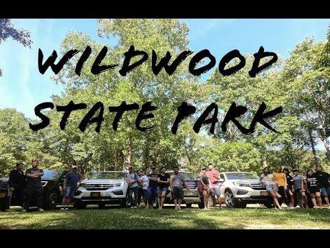 WILDWOOD STATE PARK CAMPING (LONG ISLAND, NEW YORK)