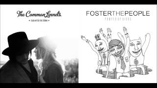 The Common Linnets vs Foster The People - Calm After the Kicks (mashup)