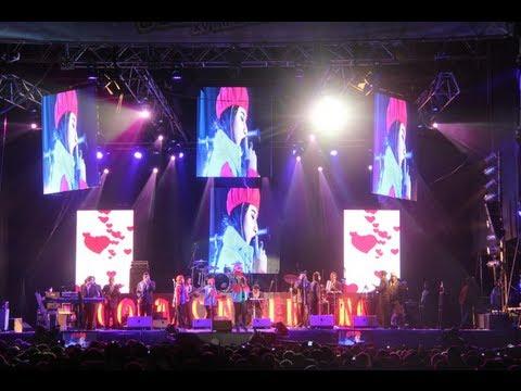 CORAZON SERRANO @ FESTIVAL HUAYLLAY 2012