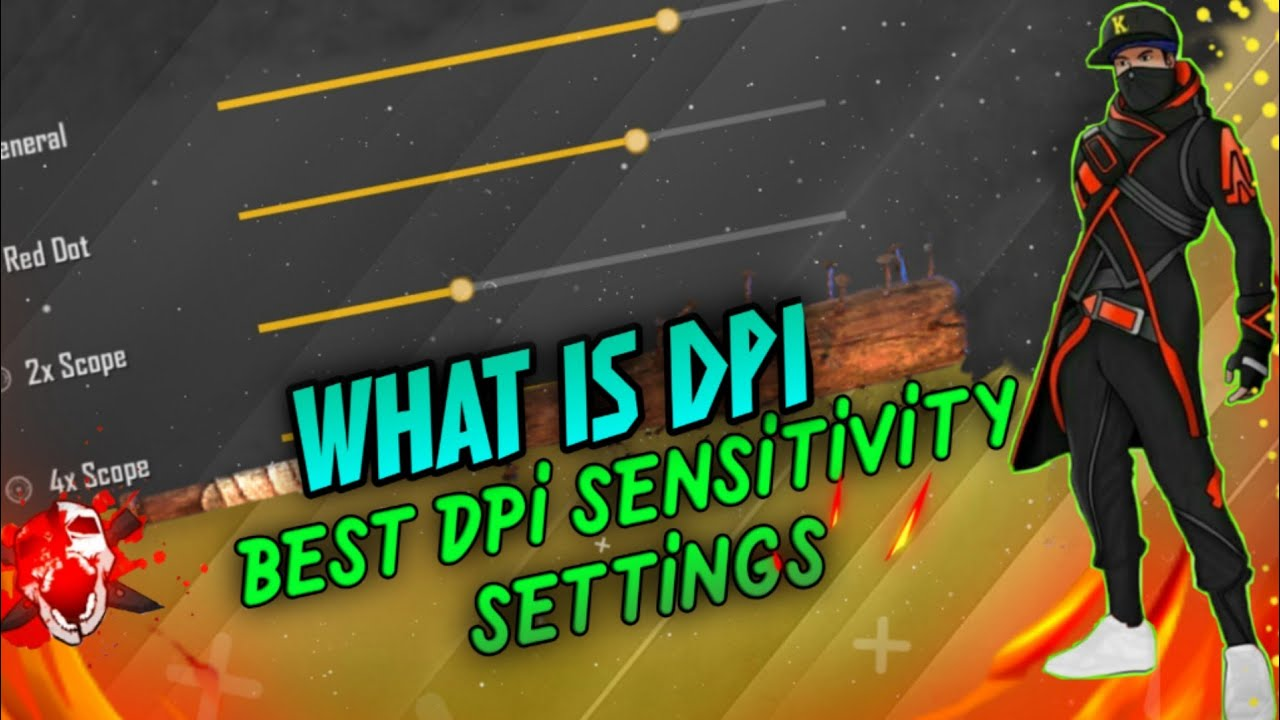 What Is Best Dpi Sensitivity Settings For 2gb, 3gb,4gb,6gb,8gb || Dpi Good Or Bad?|| FREE FIRE