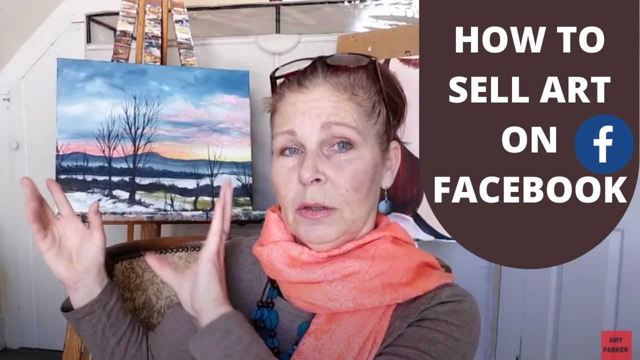 How to Sell my Art on Facebook