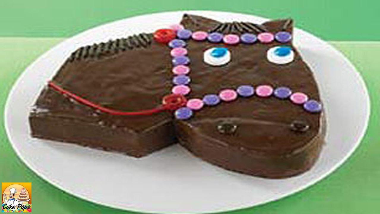 Horse Cake YouTube