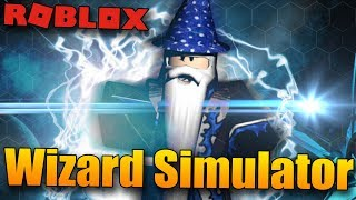 Jsem HARRY POTTER v Robloxu! 😱 | ROBLOX: Wizard simulator