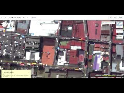 Google maps - map maker