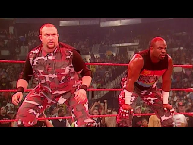 The Dudley Boyz join the WWE Hall of Fame Class of 2018
