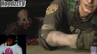 SoLLUMINATI Funny Resident Evil 2 Demo Stream Highlights | Hilarious Rage Moments & End Stream 😂