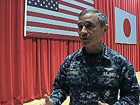 Admiral Harris Operation Damayan Thoughts