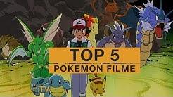 TOP 5: Pokémon Filme