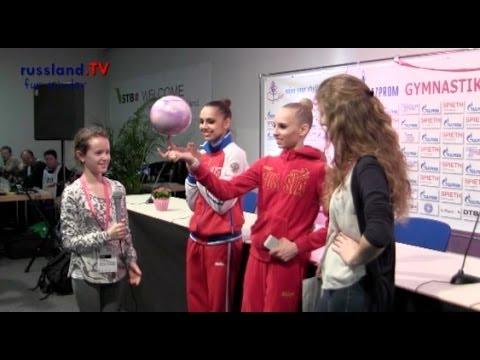 Moskaus Gymnastikmädchen - YouTube