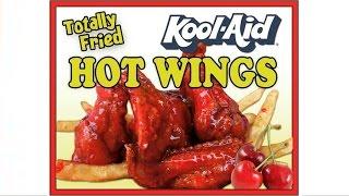 Kool-Aid Hot Wings Review - OC Fair 2016