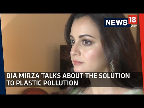 World Environment Day | Dia Mirza Talks About The Solution to Plastic Pollution Mp3
