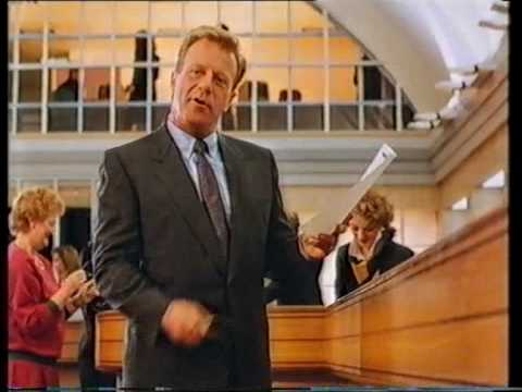 Bank Of Melbourne ad with Jack Thompson