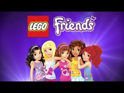 Lego Friends Gameplay Trailer Youtube
