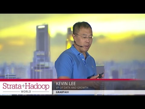 How GrabTaxi uses machine learning to predict taxi availability | Kevin Lee