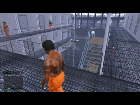 GTA 5 - Prison Interior
