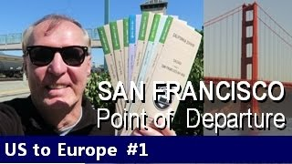 Amtrak - California Zephyr  - Departing San Francisco ✦ Episode #1