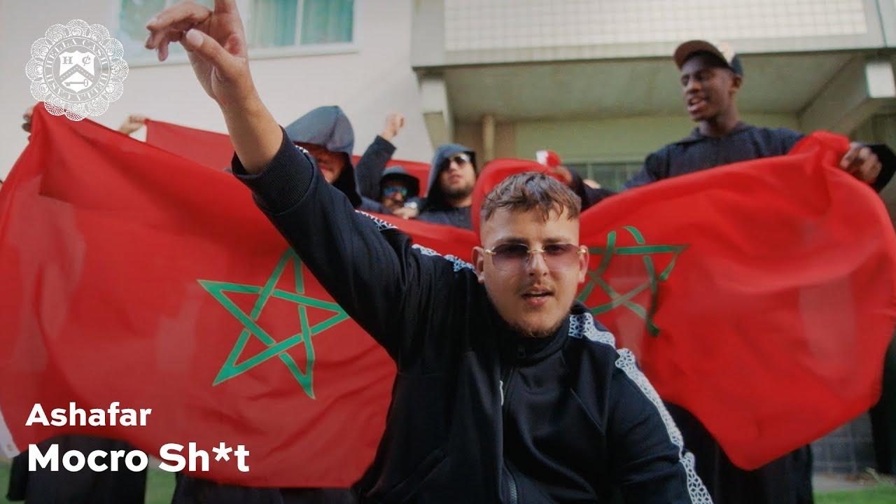 Download Ashafar - Mocro Sh*t (prod. Jack $hirak)