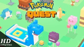 Pokémon Quest Android Gameplay [1080p/60fps]