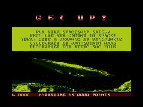 GetUp! - a (very little) Atari XL/XE game for the ABBUC software contest 2016