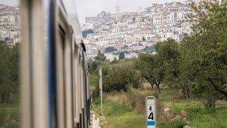 Ferrovie secondarie e greenways: quale futuro per la Barletta-Spinazzola? SONDAGGIO