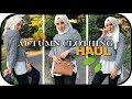 AUTUMN CLOTHING HAUL FT. TALEVER CLOTHING (Discount code) AD | Amina Chebbi