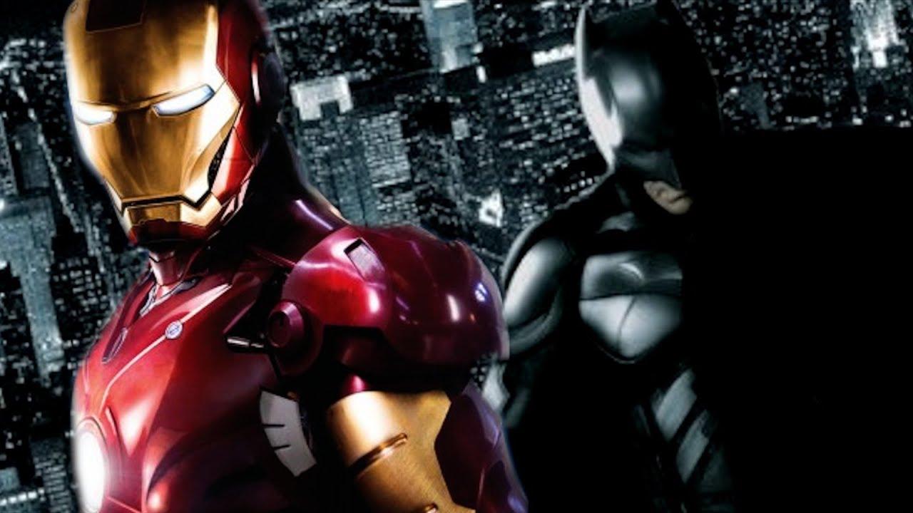 worlds greatest superhero batman vs iron man youtube batman iron man fanboy