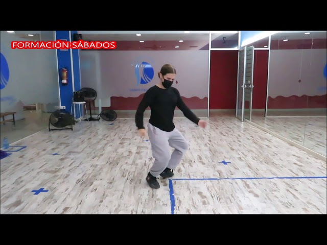 Formación-workshop Afro Vibes (Soffy)