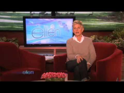 oprah's gift for Ellen