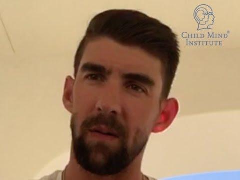Michael Phelps #MyYoungerSelf
