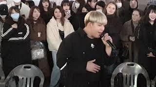 언노운(Unknown)/ Sunset Glow(붉은노을) - BIGBANG(빅뱅) 20200211 홍대버스킹