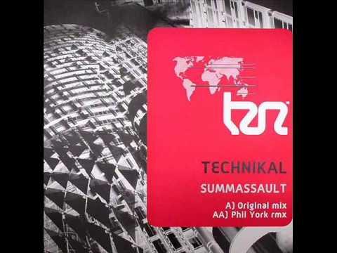 Technikal - Summassault (Original Mix)