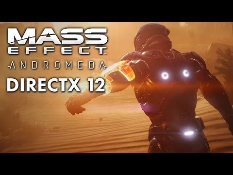 Mass Effect: Andromeda - DirectX 12 Coming To Frostbite 3 En