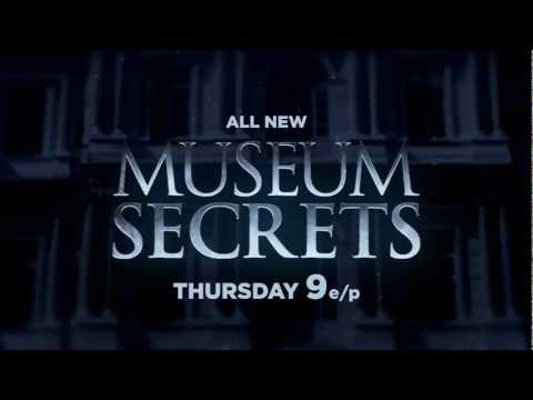 "Museum Secrets ""Israel Museum (Jeruselam)"""