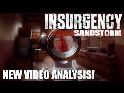 Analyzing New Insurgency: Sandstorm Footage! - New World Weekly Livestream 2/22/18