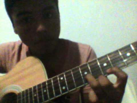 Como tocar cuando tu me besas (intro) en guitarra